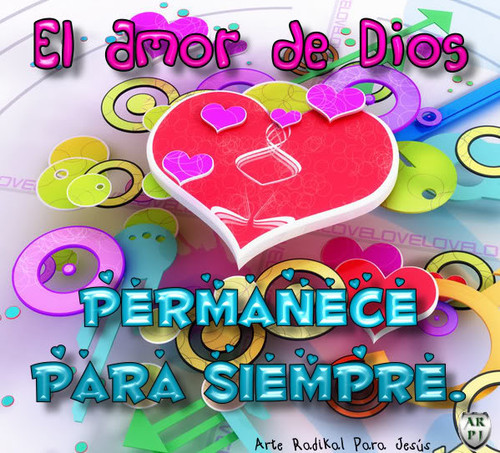 Amor de Dios Imágenes sobre el amor de Dios