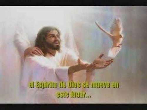 Dios está aquí