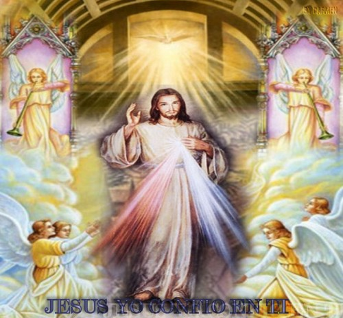 """JESUS YO CONFIO EN TI e1346436453533 Imágenes de """"Jesús en ti confío"""""""