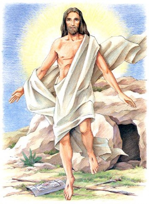 Jesús Resucitado e1345669638866 imágenes de Jesús resucitado