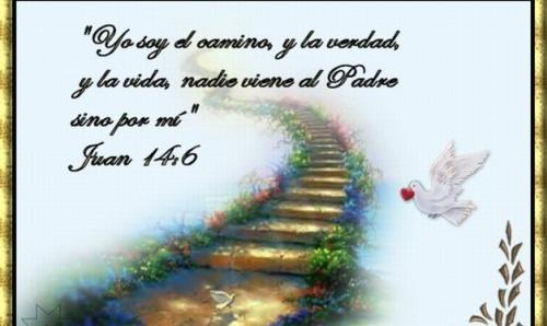 camino1 Imagenes Jesus es el camino, la verdad y la vida