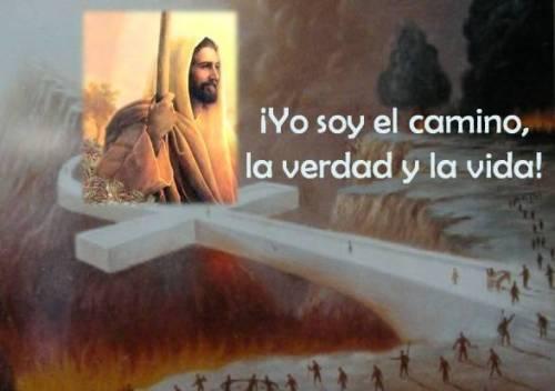 camino2 Imagenes Jesus es el camino, la verdad y la vida