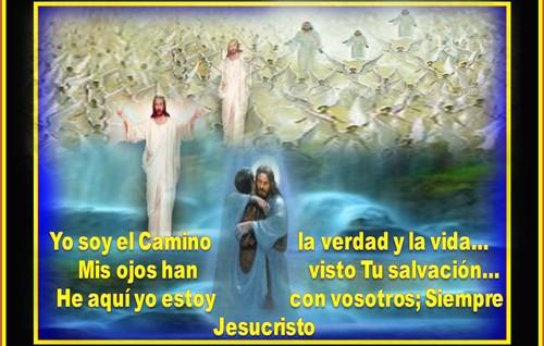 camino4 Imagenes Jesus es el camino, la verdad y la vida