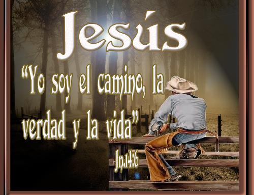 camino5 Imagenes Jesus es el camino, la verdad y la vida