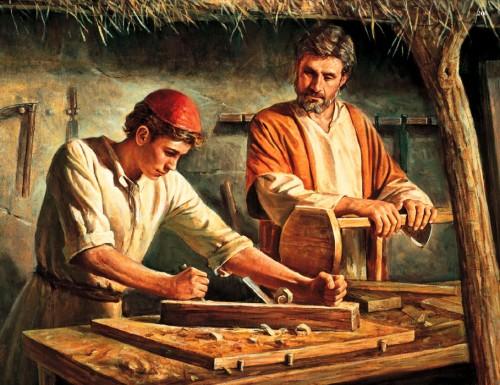 jesus nazareth e1344550698735 Jesús un gran carpintero