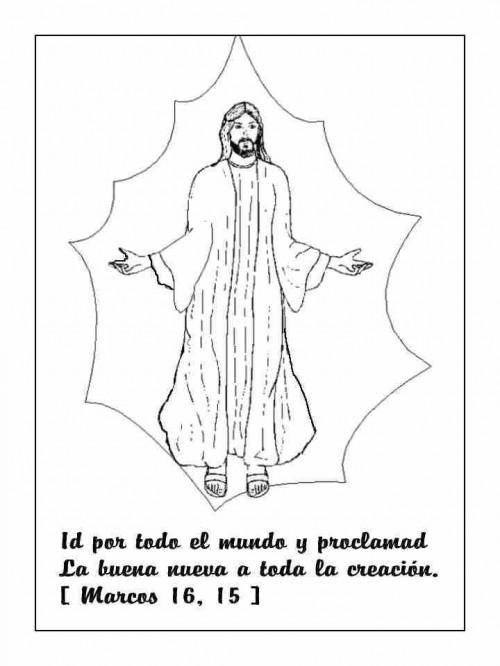 jesus resucitado1 e1346193596929 Imágenes de Jesús para niños