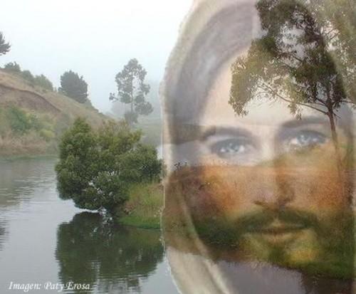 mirada de jesus e1344550724463 Imágenes de Jesús de Nazaret