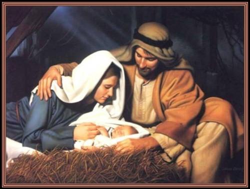 nacimiento de jesus e1344807083763 Imágenes de la vida de Jesús