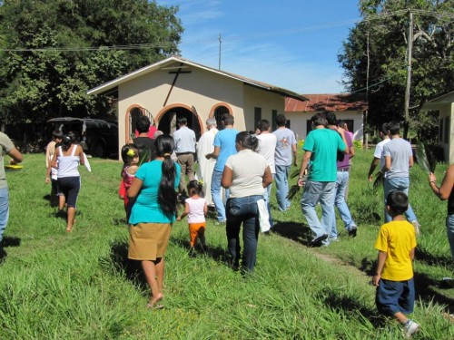 Iglesia humilde