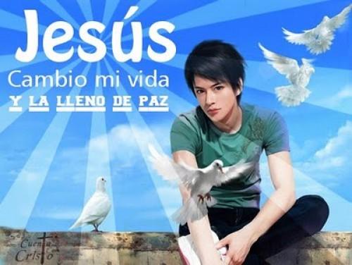 Jesus cambio mi vida-