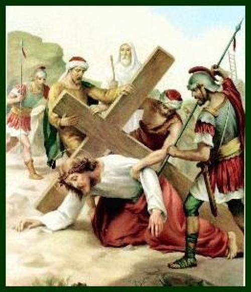image015 e1347328260851 Imagenes de Jesus en el via crucis