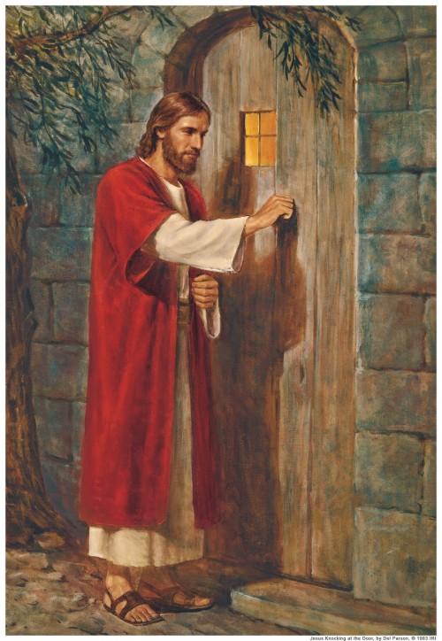 ArtBook  065 065  JesusAtTheDoor     e1350324979176 Imágenes de Jesús llamando a la puerta