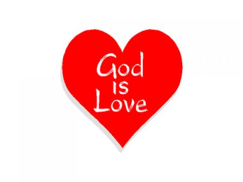 Dios es amor e1349731181814 Imágenes Cristianas: Dios es amor