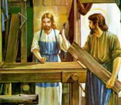 JesusCarpintero31 e1349990720297 Imagenes de Jesús trabajando