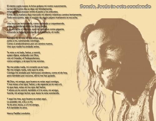 JesusSonrie e1351101521636 Imágenes de Jesús sonriendo