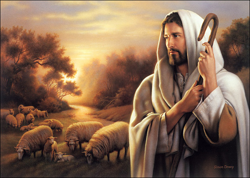 Yo soy el buen pastor Jesús es mi pastor