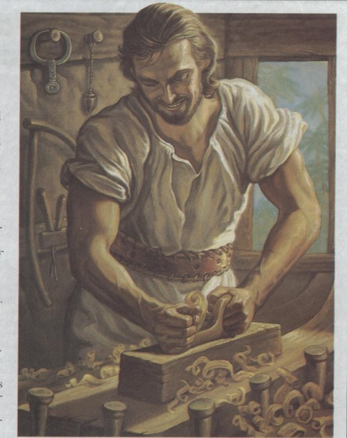 amado mmaestro e1351313596948 Jesús un gran carpintero