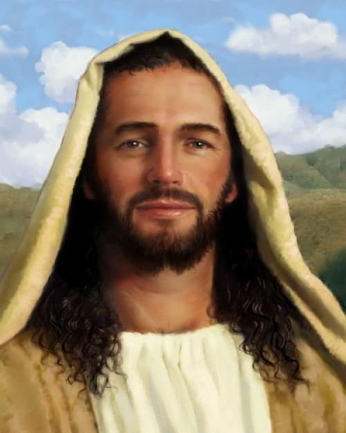 jesus 109b e1351101566445 Imágenes de Jesús sonriendo