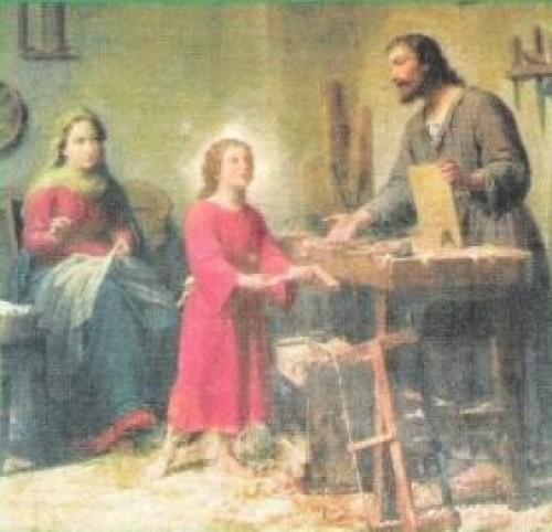 un joven jesus trabajando 4a439daf55a5b p1 e1351313290126 Jesús un gran carpintero