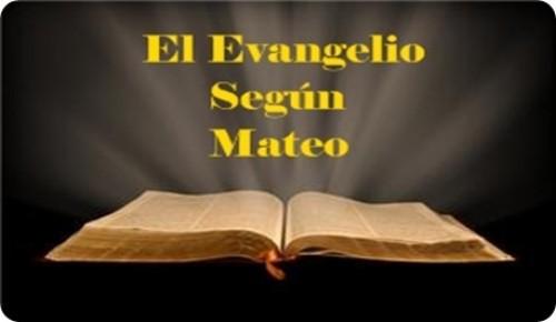 El evangelio según Mateo
