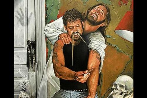 Jesus sufre cuando te drogas