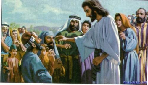 Jesus12 e1352243776863 Imágenes de Jesús con los enfermos