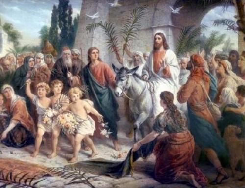 Jesus-en-jerusalen