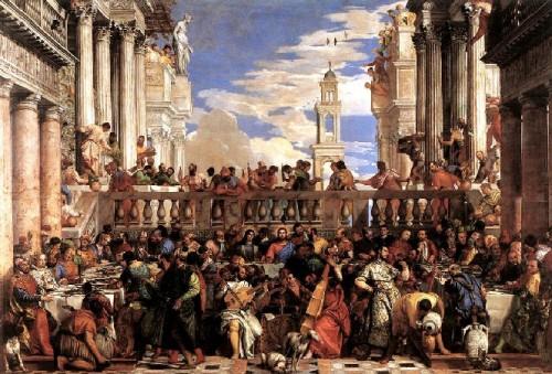 bodas de cana e1352769762485 Imágenes de Jesús en la boda de Caná