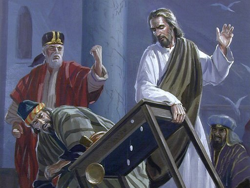 jesus expulsando a los mercaderes Imágenes de Jesús expulsando a los mercaderes del tempo