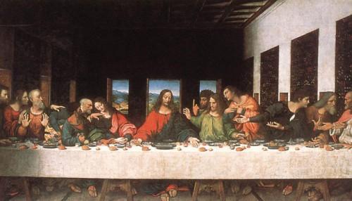 la ultima cena e1352583066901 Imágenes de la última cena