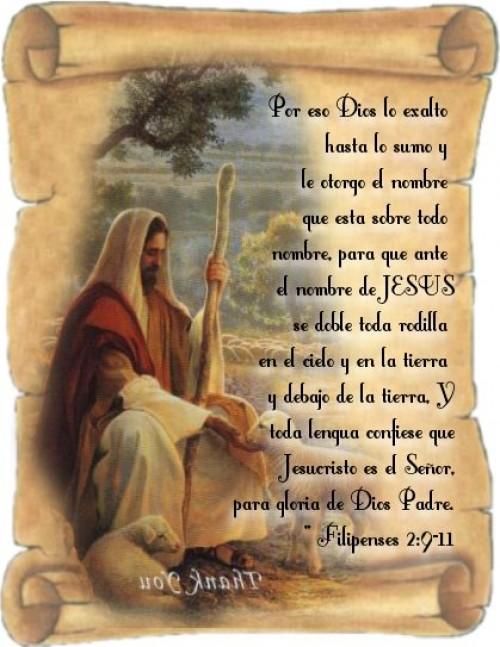 oracion jesus e1353716459126 Imágenes cristianas con mensajes