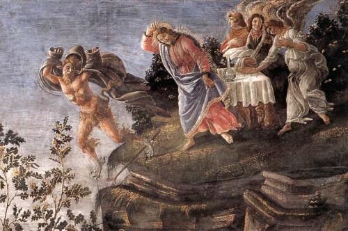 tentacristo e1352498533680 Imágenes de Jesús tentado por Satanás