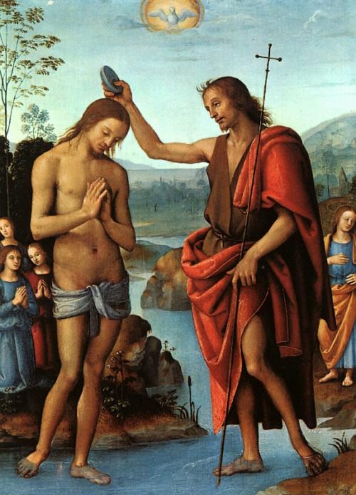 BautismoJesús e1354990193222 El Bautismo de Jesús