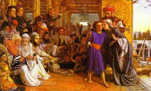 Gozo 5 bis2 e1355171715616 Jesús perdido y hallado en el templo