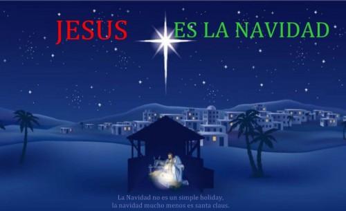 JESUS ES LA NAVIDAD e1356542860628 Navidad es Jesús