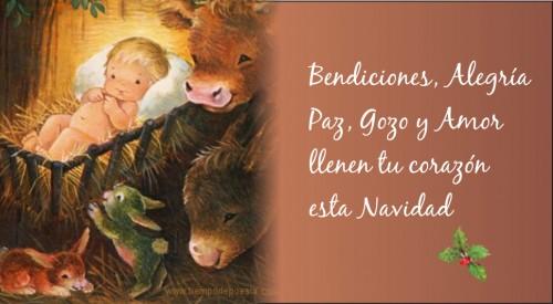 postales cristianas navidenas