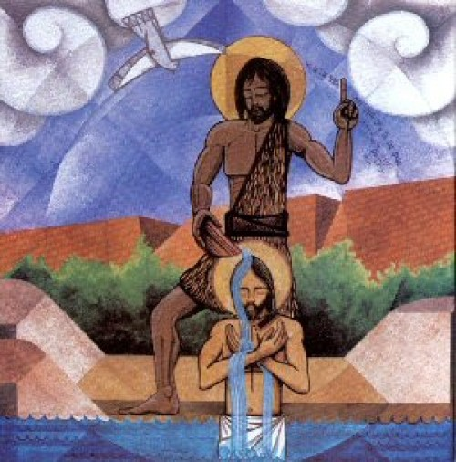 arc bautismo e1354990212671 El Bautismo de Jesús