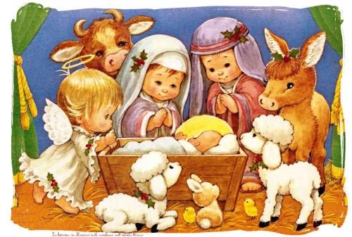 belen 2 e1355785641503 Imágenes navideñas del niño Jesús