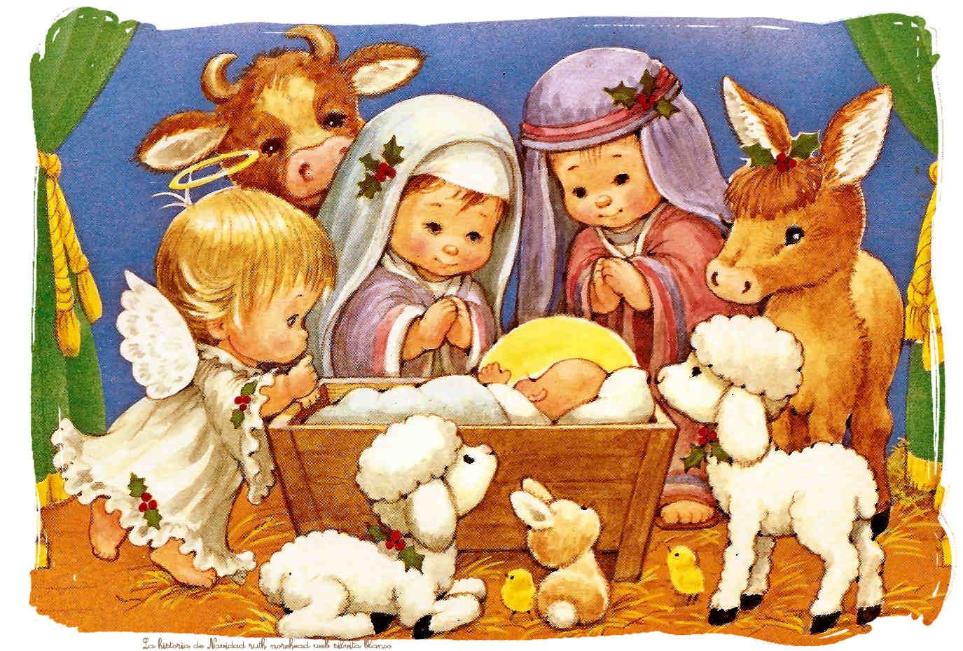 Nacimiento De Jesus Navidad