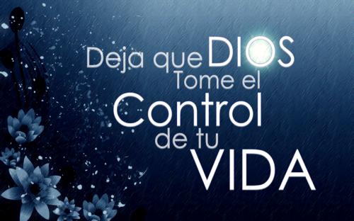 deja que dios tome el control de tu vida e1356390204459 La paciencia   Reflexión cristiana