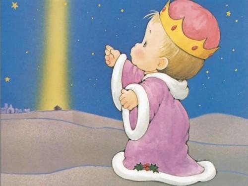 imagenparaimprimirdenavidadpostalinfantil5 e1356040886423 Imágenes infantiles navideñas cristianas