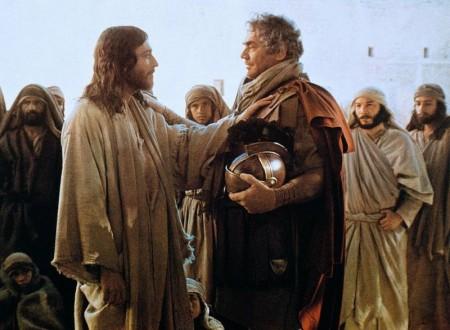 jesus y la fe del centurion