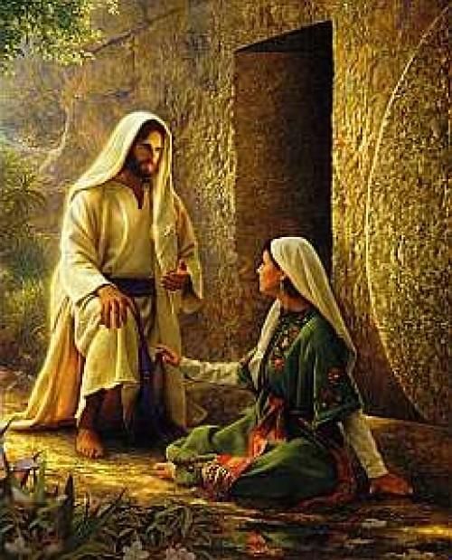 maria magdalena e1354994884604 imágenes de Jesús con María Magdalena