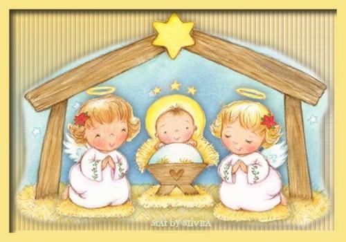 nino jesus sonriendo e1355785699118 Imágenes navideñas del niño Jesús