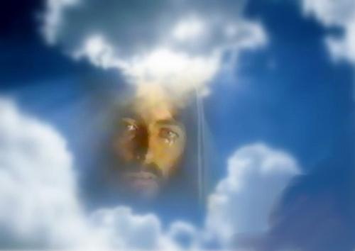 2299479739 3cb21b92a1jesc3a3c29asenelcielo1 Imágenes de Jesús en paisajes