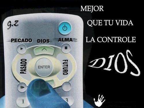 236140064 UONENWBJOOUUCGH Deja que Dios tome el control de tu vida