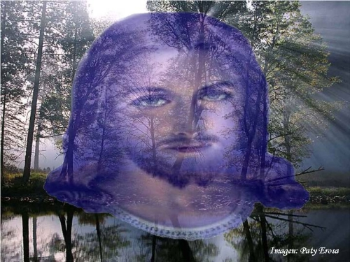 Cristo en Paisaje Imágenes de Jesús en paisajes