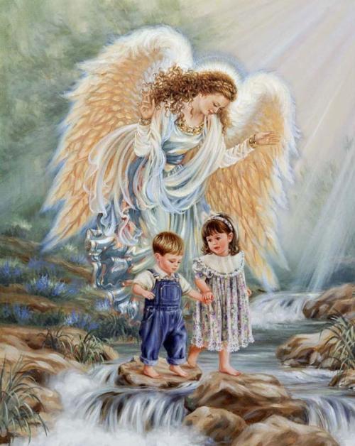 GuardianAngel Imágenes de ángeles protectores