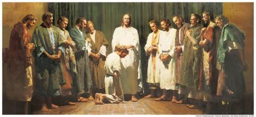Jesus y los apostoles e1357248978258 Imágenes de Jesús con los apóstoles