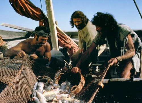 Jesus 167 e1359493049704 Imágenes de Jesús pescando